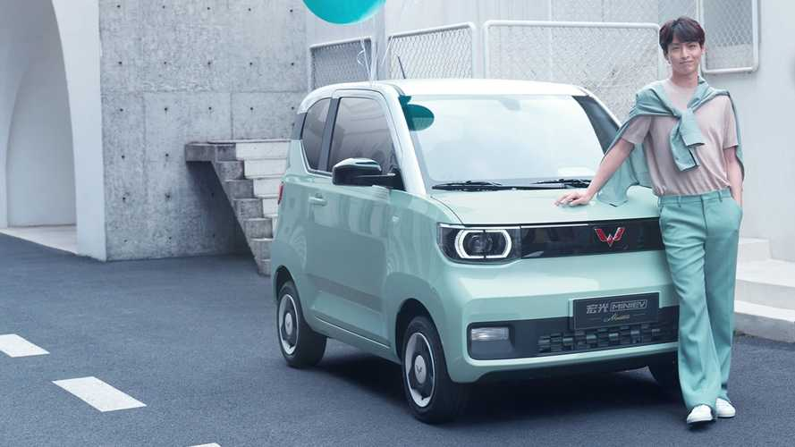Wuling Hong Guang Mini EV Macaron (2021): Noblerer Preisknüller