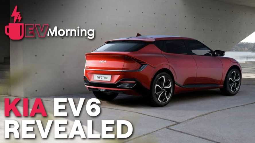 EV Morning News: Kia EV6 Reveal, Tesla Semi, Dacia Spring, More