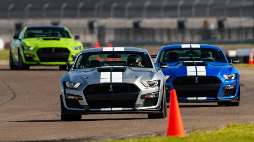 Ford Mustang Shelby GT500 Performance Parts