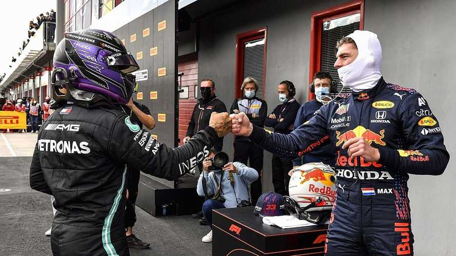 Championnat - Hamilton vs Verstappen, le duel est lancé !