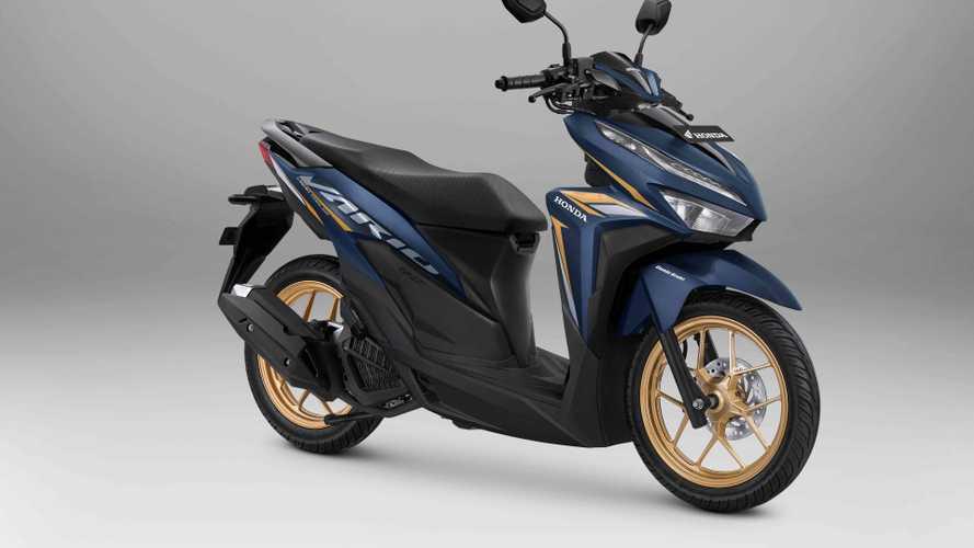 New Honda Vario 125 Punya Warna Baru