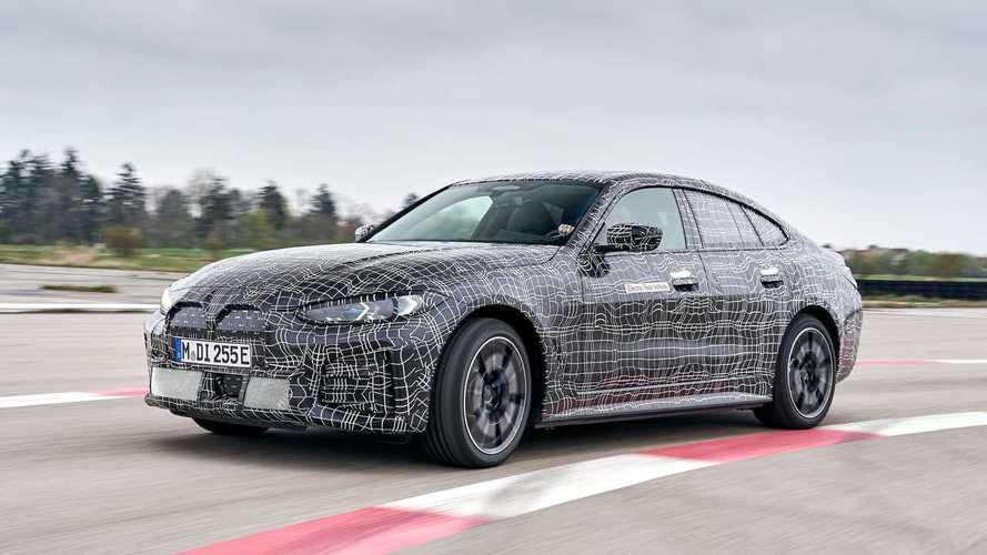 BMW i4 schon gefahren: Das kann die (fast fertige) EV-Hoffnung