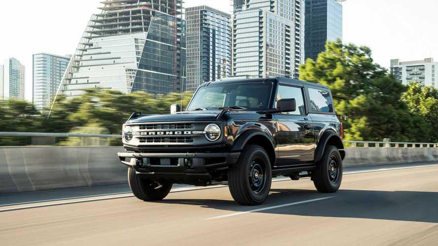 Горшочек, не вари: Ford больше не принимает заказы на Bronco