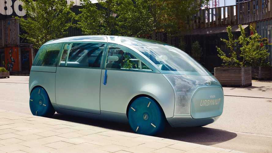 MINI revela minivan conceito que antecipa a mobilidade do futuro