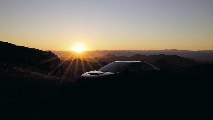 Première image de la Subaru WRX commercialisée en 2022 !