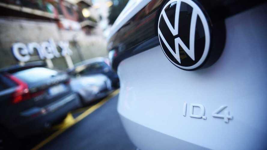Svolta auto elettrica: VW e Enel X insieme per 3.000 colonnine ultra fast