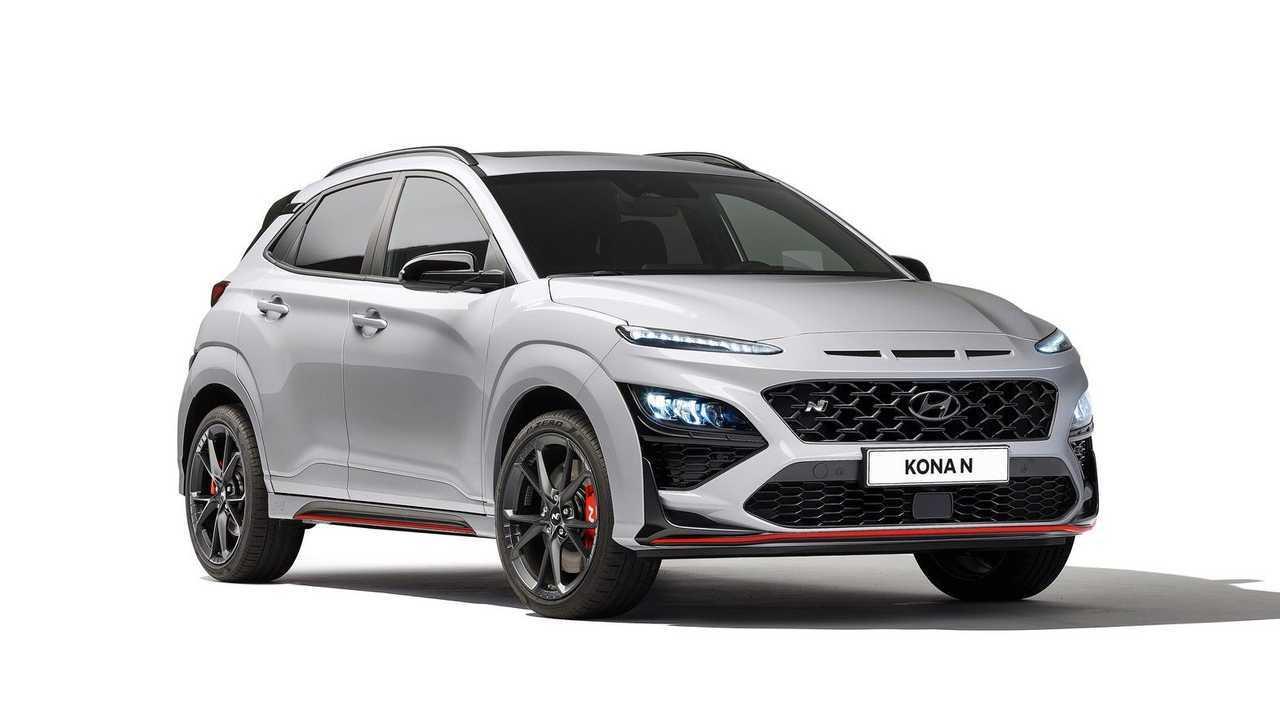 Hyundai Kona N Ön Cephe