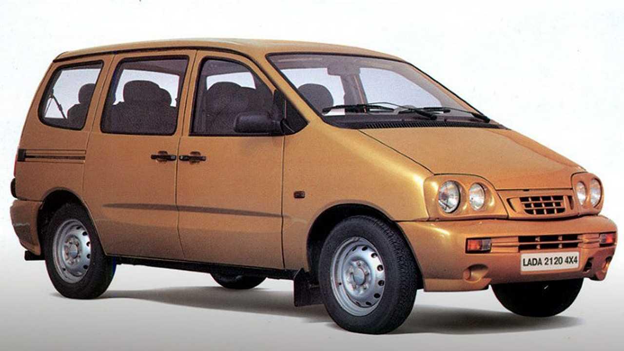 Lada Niva: furgoneta con tracción total en versión rusa