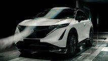 Nissan Ariya: Aerodynamischer als alle bisherigen Nissan-SUVs