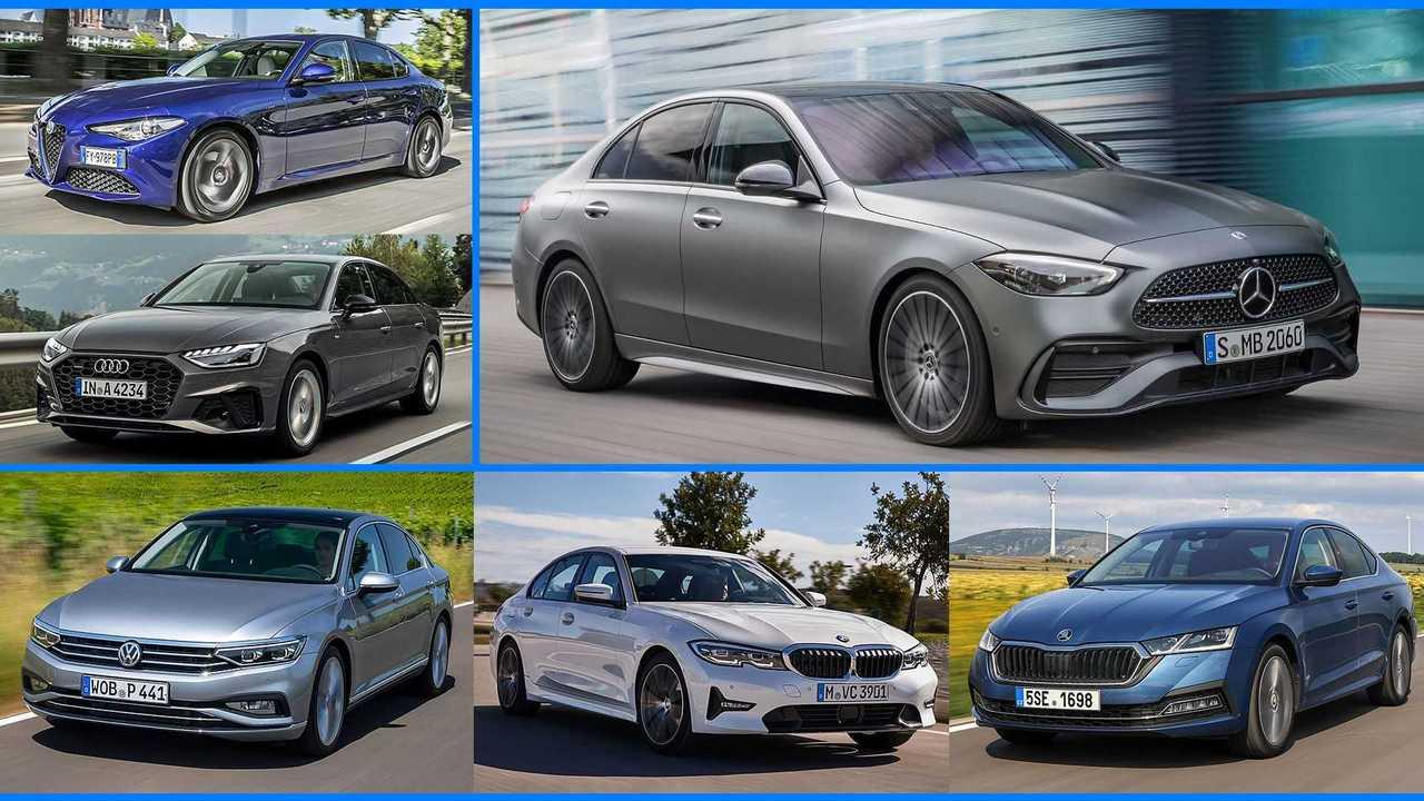 10 alternativas al Mercedes-Benz Clase C 2021