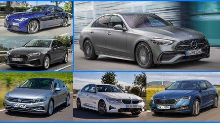 10 alternativas al nuevo Mercedes-Benz Clase C 2021, de un vistazo