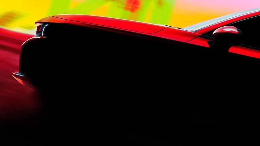 Nuova Honda Civic hatchback 2021, il teaser