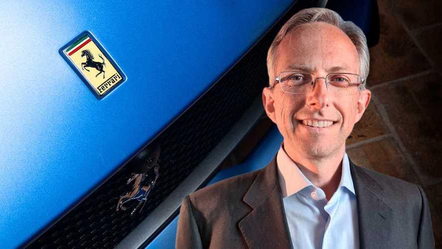 Il nuovo AD Ferrari è uno scienziato, Benedetto Vigna
