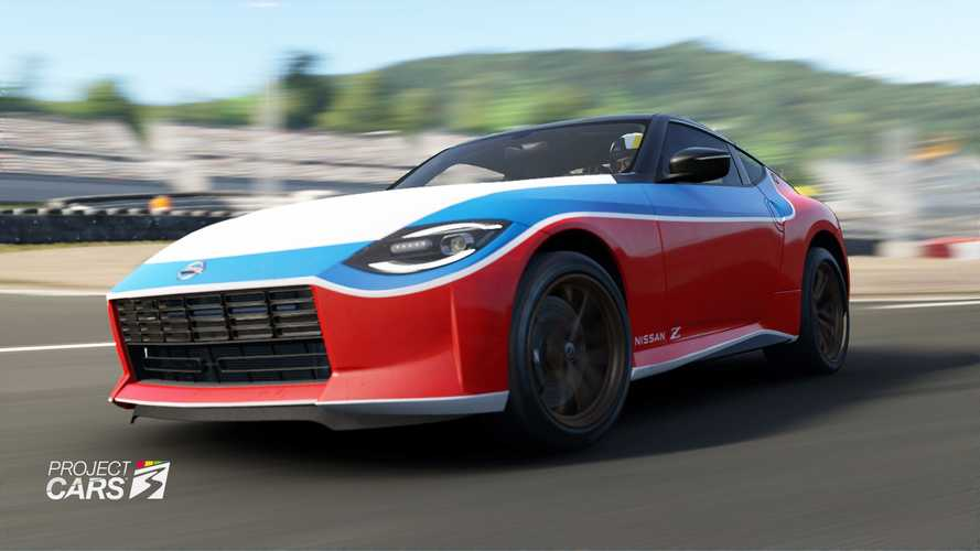 Nissan Z Proto In Project Cars 3