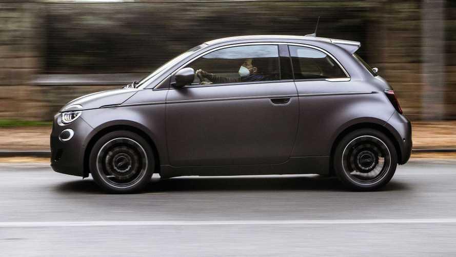 Em breve no Brasil, Fiat 500 elétrico já tem pedido de registro no país