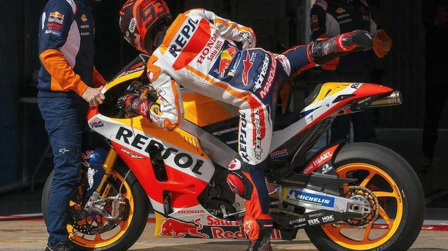 MotoGP Champ Marc Márquez Won't Race In 2021 Qatar Season Opener