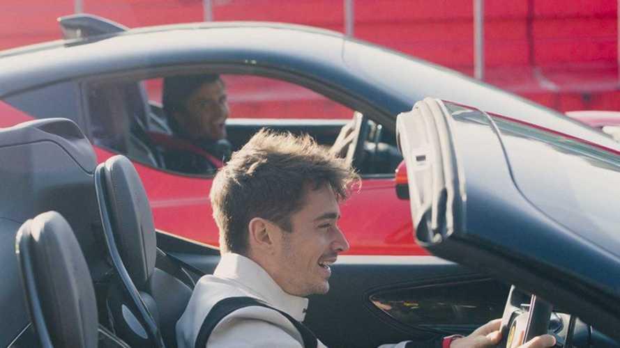 Két Ferrari SF90-nel melegít Charles Leclerc és Carlos Sainz a Forma-1 idénynyitójára