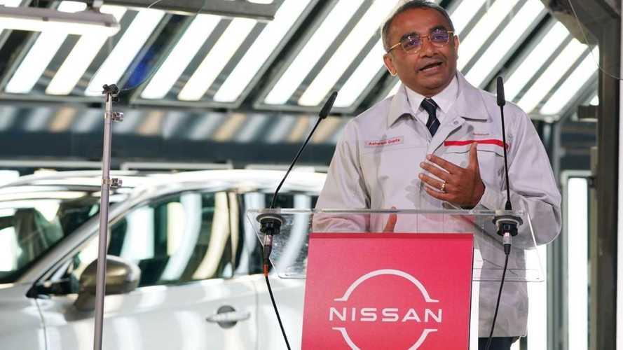 Nissan анонсировал новый электрокар и строительство гигафабрики
