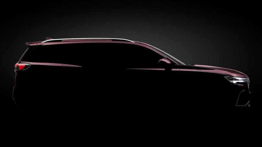 Новый трехрядный кроссовер Buick назвали Envision Plus