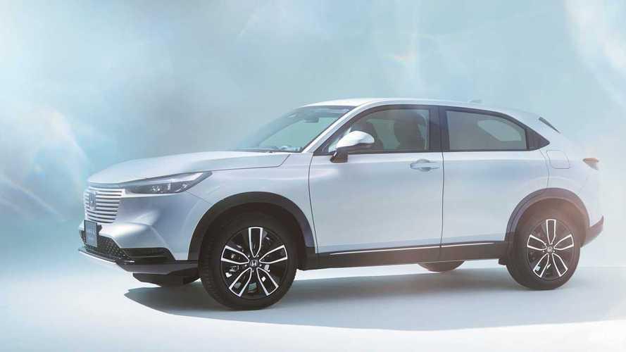 Honda HR-V e:HEV, aperti gli ordini del SUV ibrido da 30.900 euro