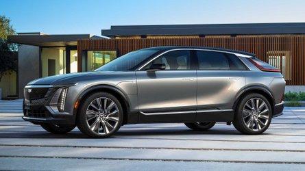 Cadillac Lyriq: Mit Hinterradantrieb für nur 60.000 Dollar