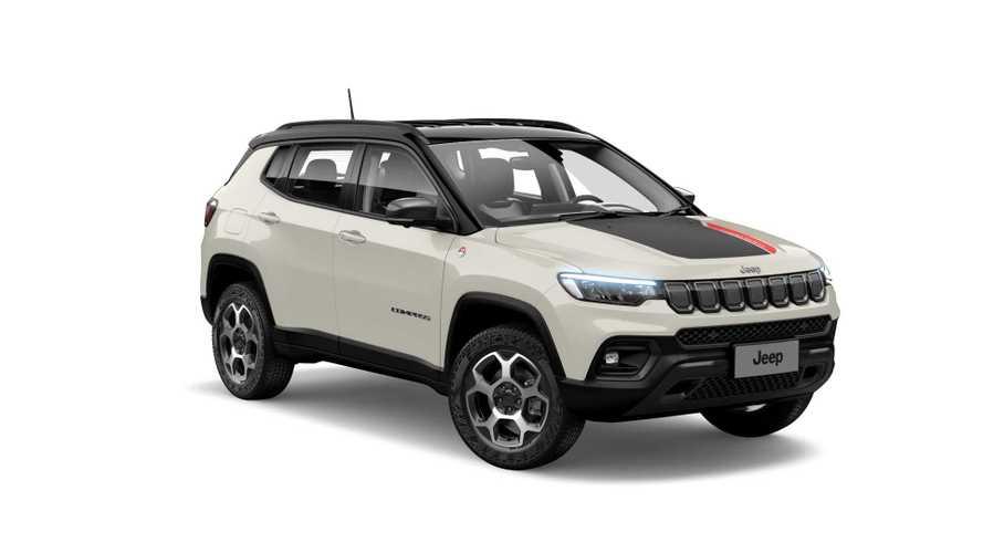 Jeep Compass 2022 diesel inicia pré-venda a partir de R$ 196.990
