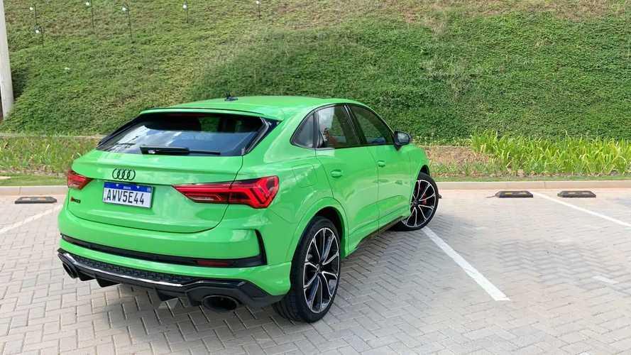 Teste: Audi RS Q3 Sportback