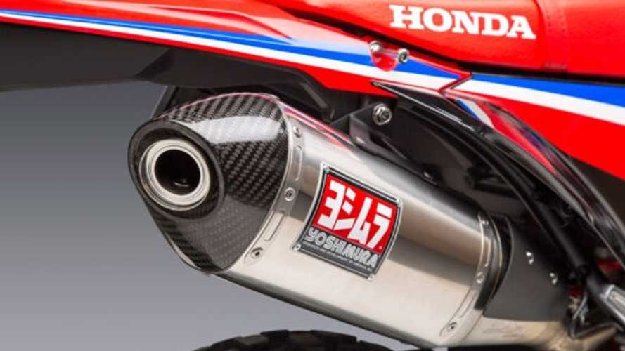 Yoshimura Launches New Exhaust System For Honda CRF300L And Rally