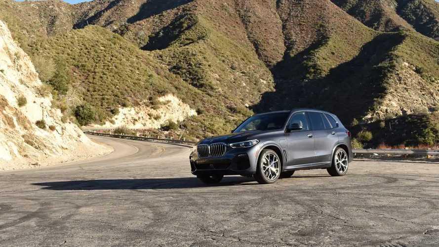 2021 BMW X5 xDrive45e PHEV Review