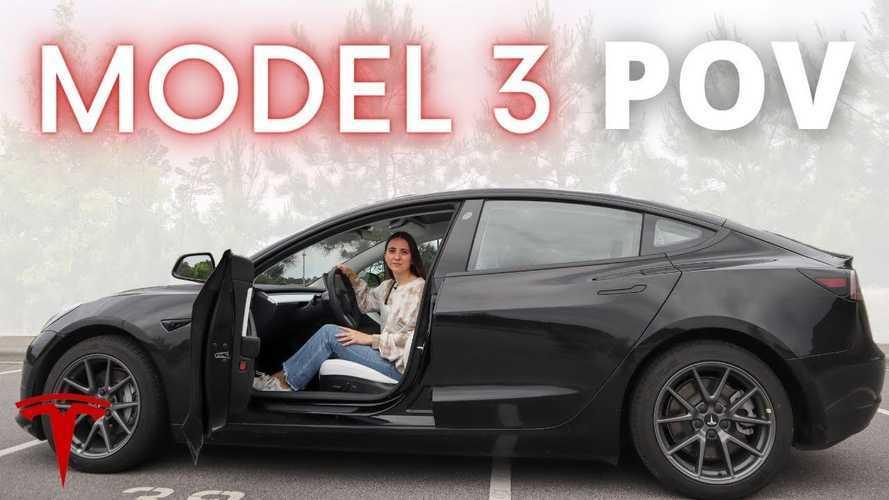 Considering A Tesla? Take A Virtual POV Drive In The Model 3