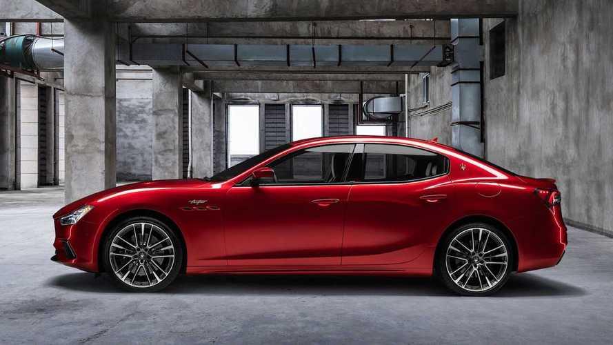 Maserati'nin 2022 Yılı İçin Hazırladığı Donanım Paketleri