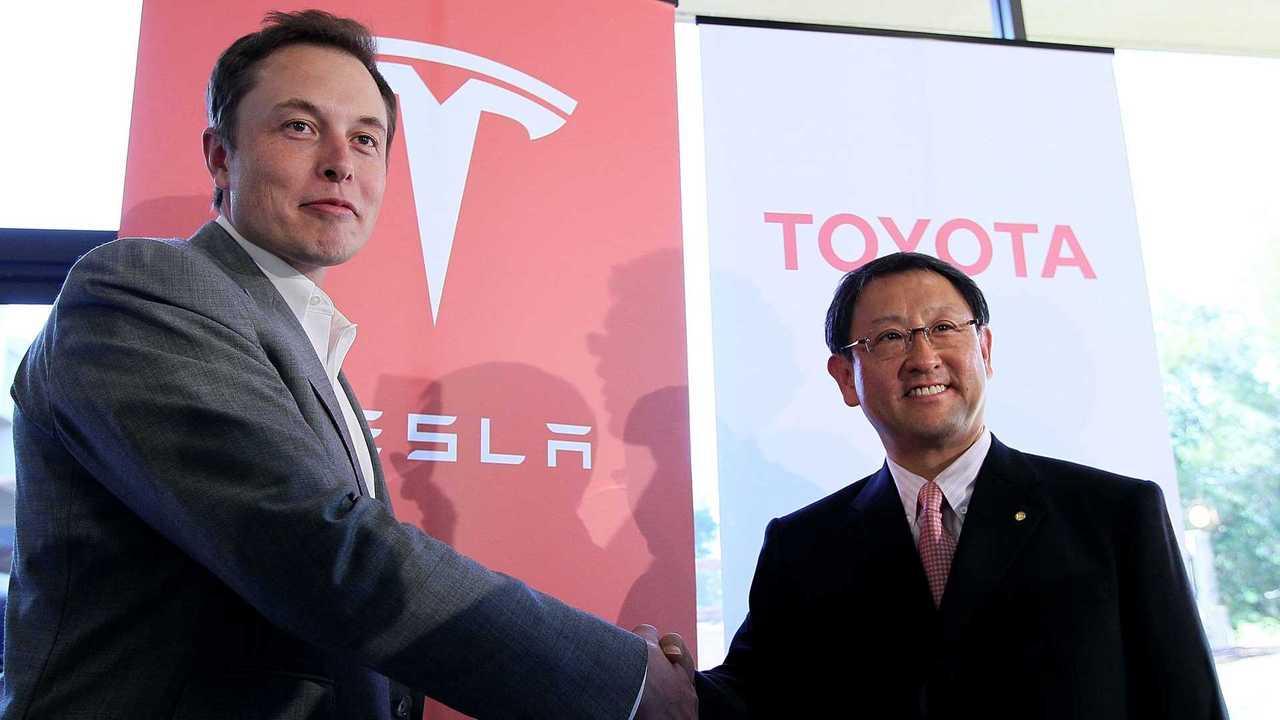 Tesla e Toyota ai tempi della prima collaborazione