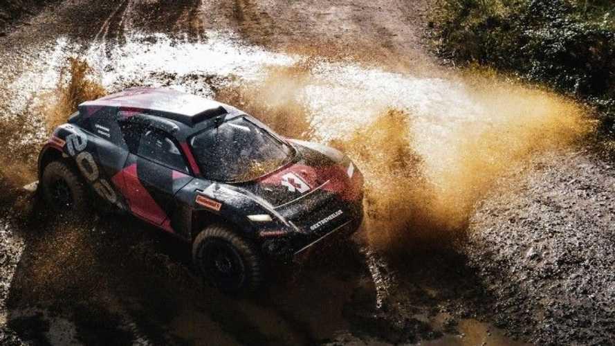 Motorsport Images wird offizielle Fotoagentur der Extreme E