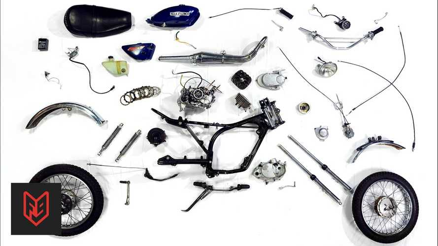 This Is How A Motorcycle Works In The Simplest Terms