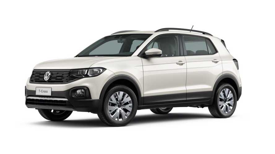 VW T-Cross Sense volta a ser vendido por R$ 92.990