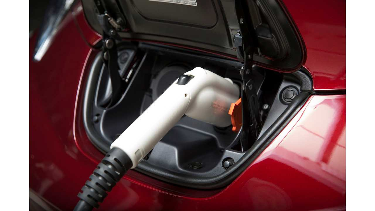 Nissan Leaf Chargingaccording To The Doe S Office Of Energy Efficiency Renewable A Public