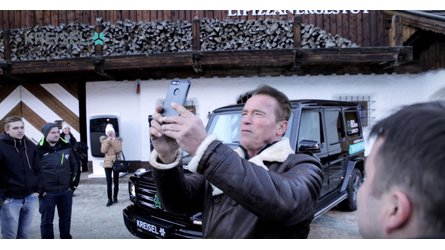 Arnold Schwarzenegger Kicking Gas: Can He Sell Gas Cars To EV Shoppers?
