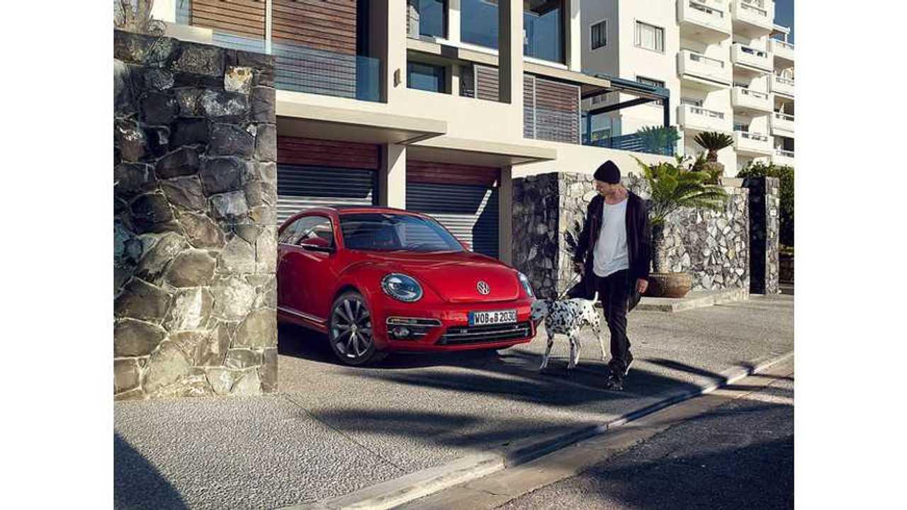 Volkswagen Might Make Electric Rear-Wheel-Drive Beetle