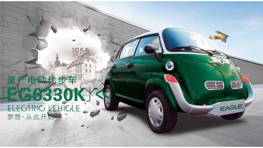 Steve Urkel Rejoice, Isetta Revived By Chinese Automaker As EV