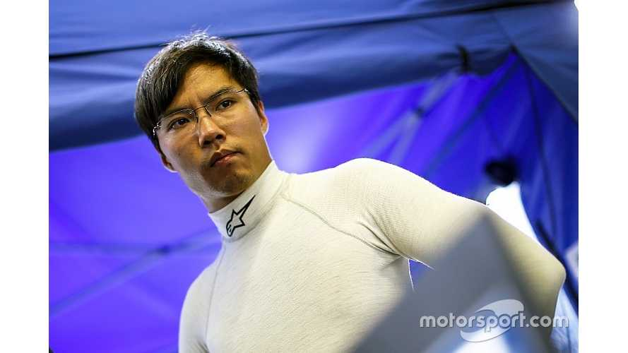 Nio Selects Ex Team Aguri Driver Ma As Backup For Next Formula E Season