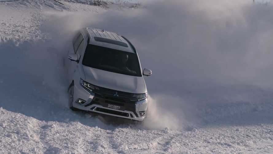 New 2019 Mitsubishi Outlander PHEV Shows Up on Videos