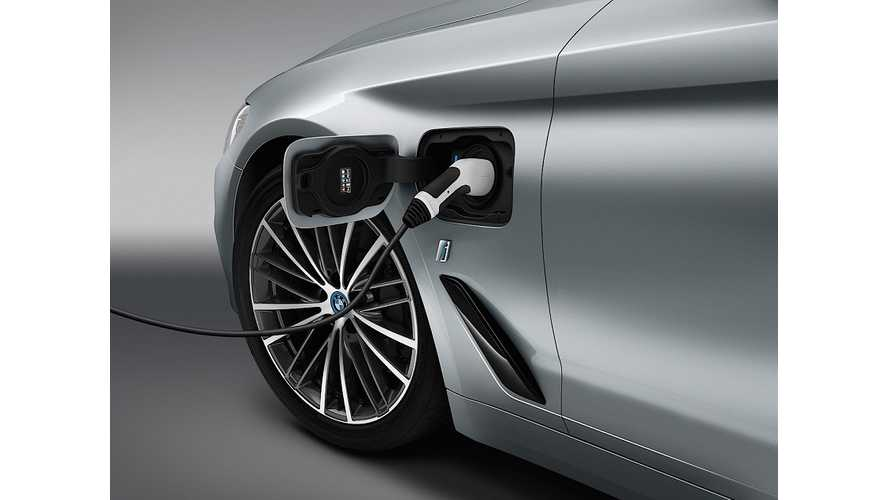 November Sales Of Plug-In EVs Rise In US - For 26th Month In A Row, BMW Surprises