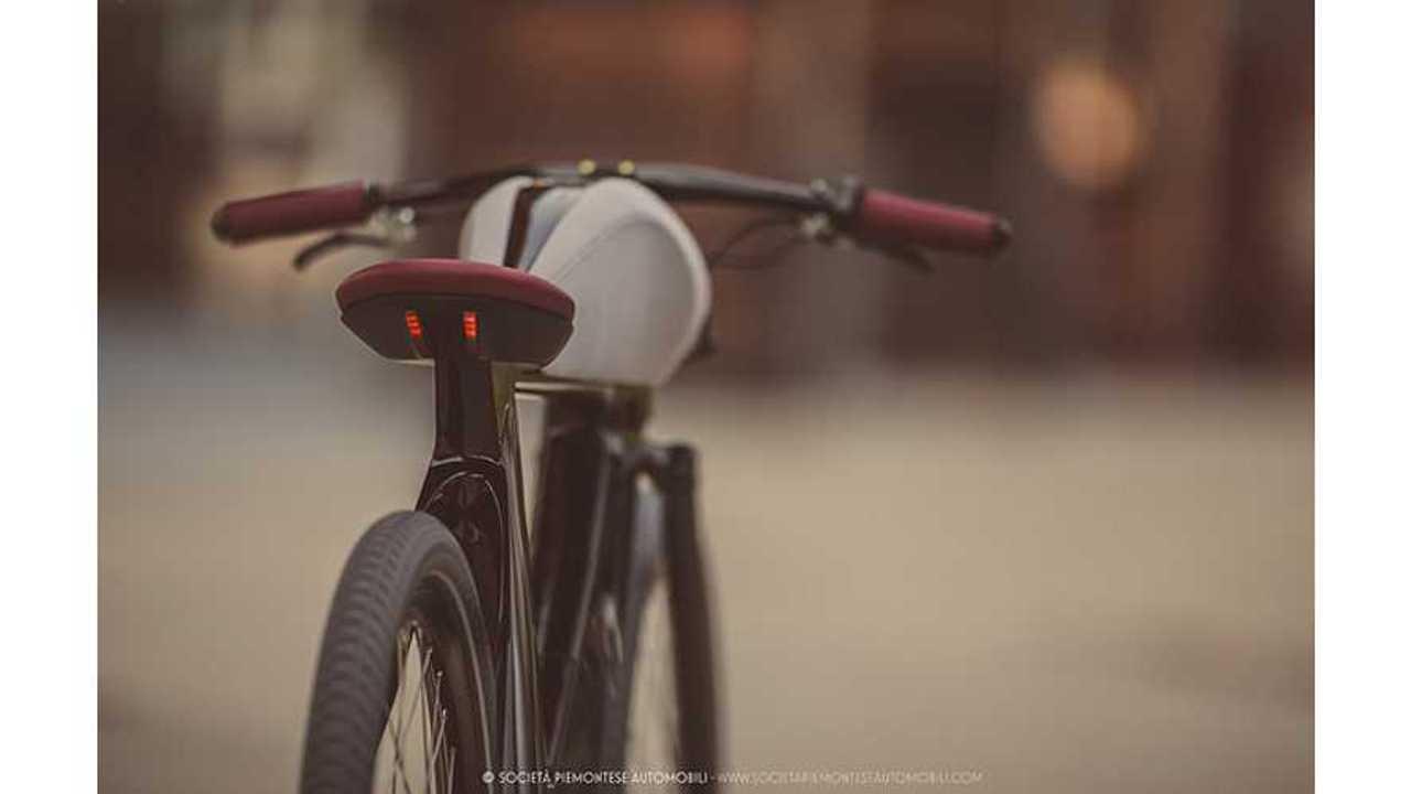 The SPA Bicicletto: Elegant Italian eBike Design