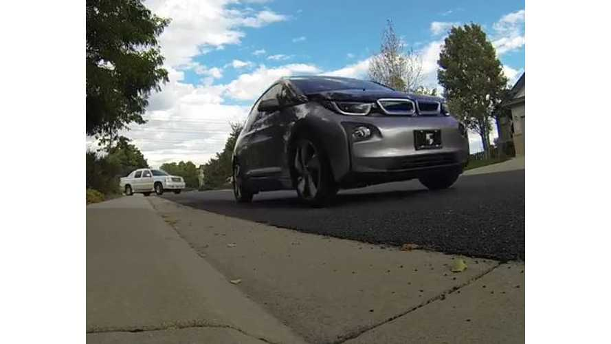 BMW i3 - Silence Is Golden - Video