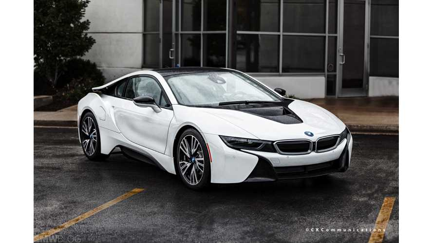 BBC Top Gear Names BMW i8 Its 2014 Car Of The Year