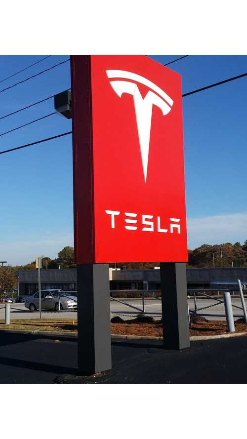Tesla Celebrates Opening Of Store & Service Center In Georgia