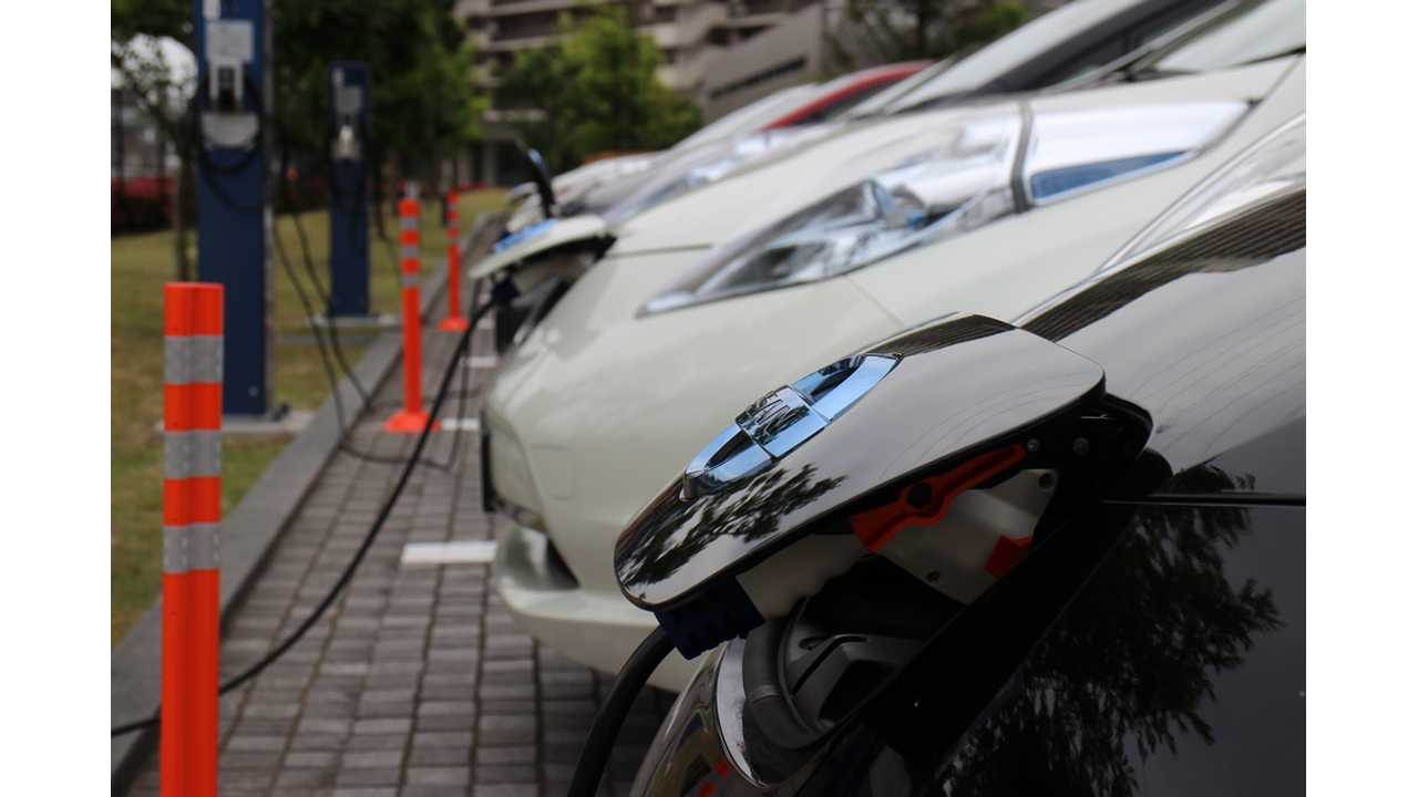 Nissan LEAF US Rise Again In November, 22nd Consecutive Record Month