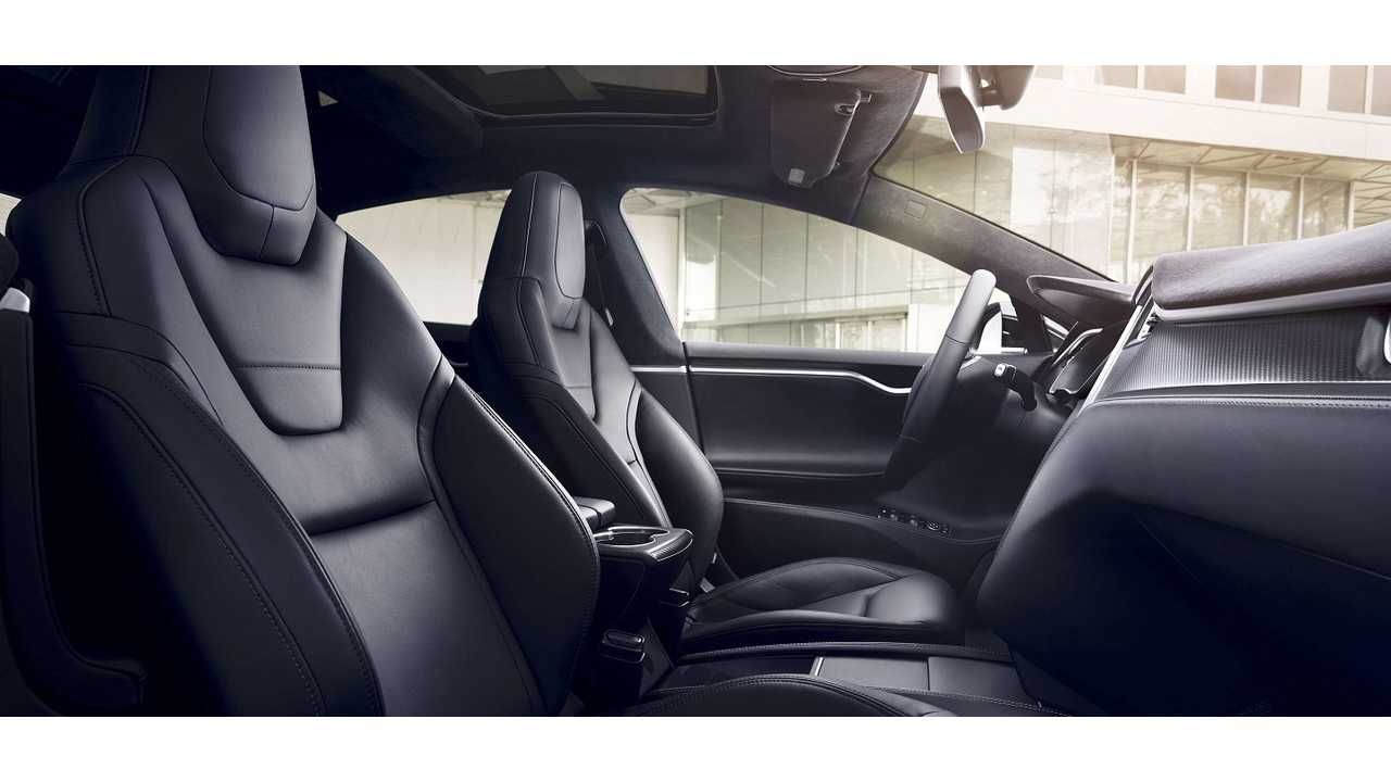 model s interior seating