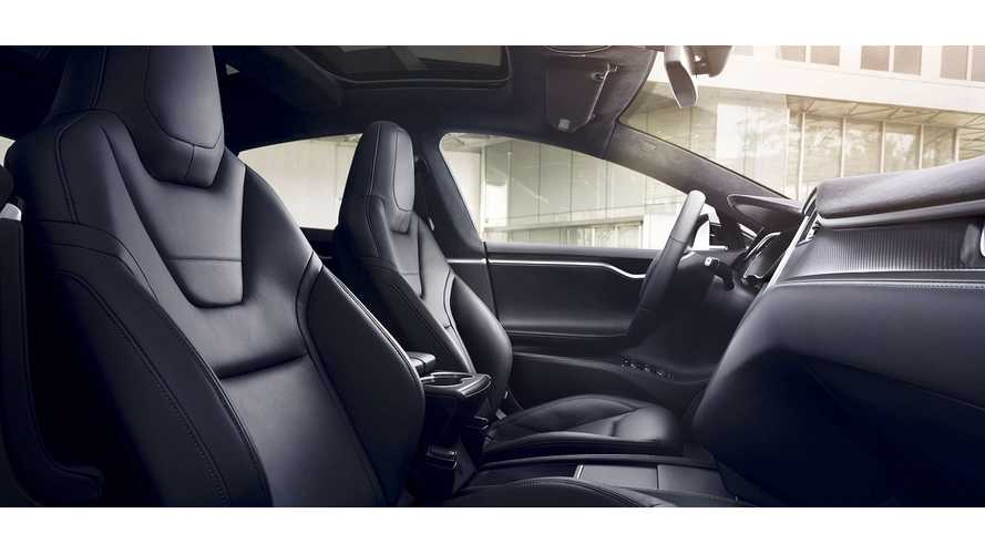 model s interior seating