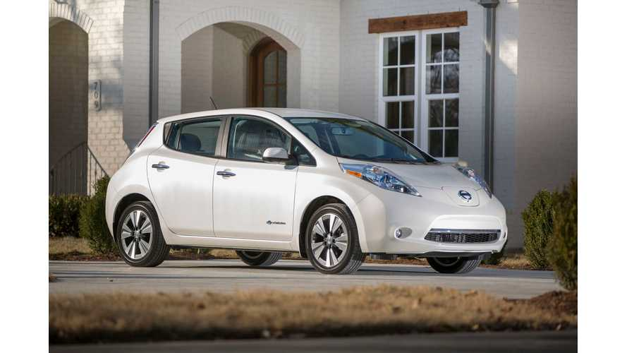 2015 Nissan LEAF For $10,623 In Northern Colorado -  Through End Of 2015